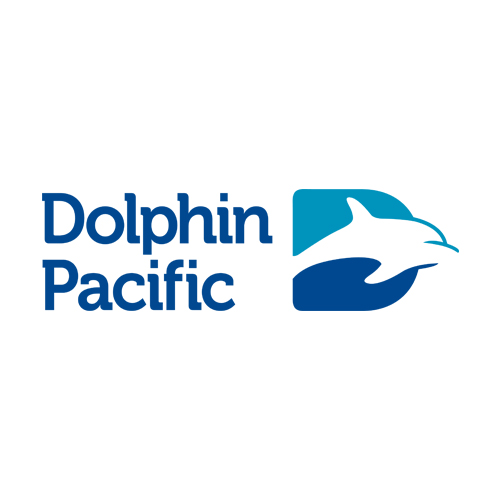 Dolphin Pacific Logo Design