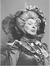 Sue Ann Park as Lady Bracknell