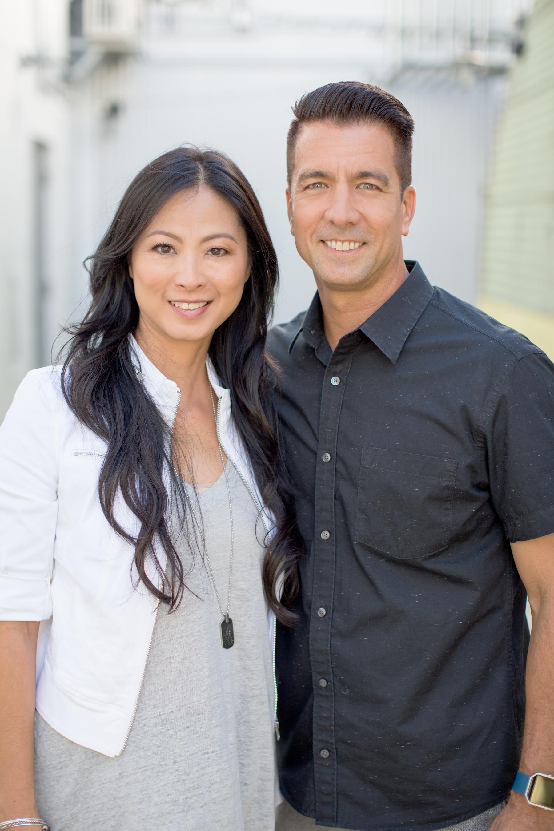 Pastors Mike + Lisa Kai -