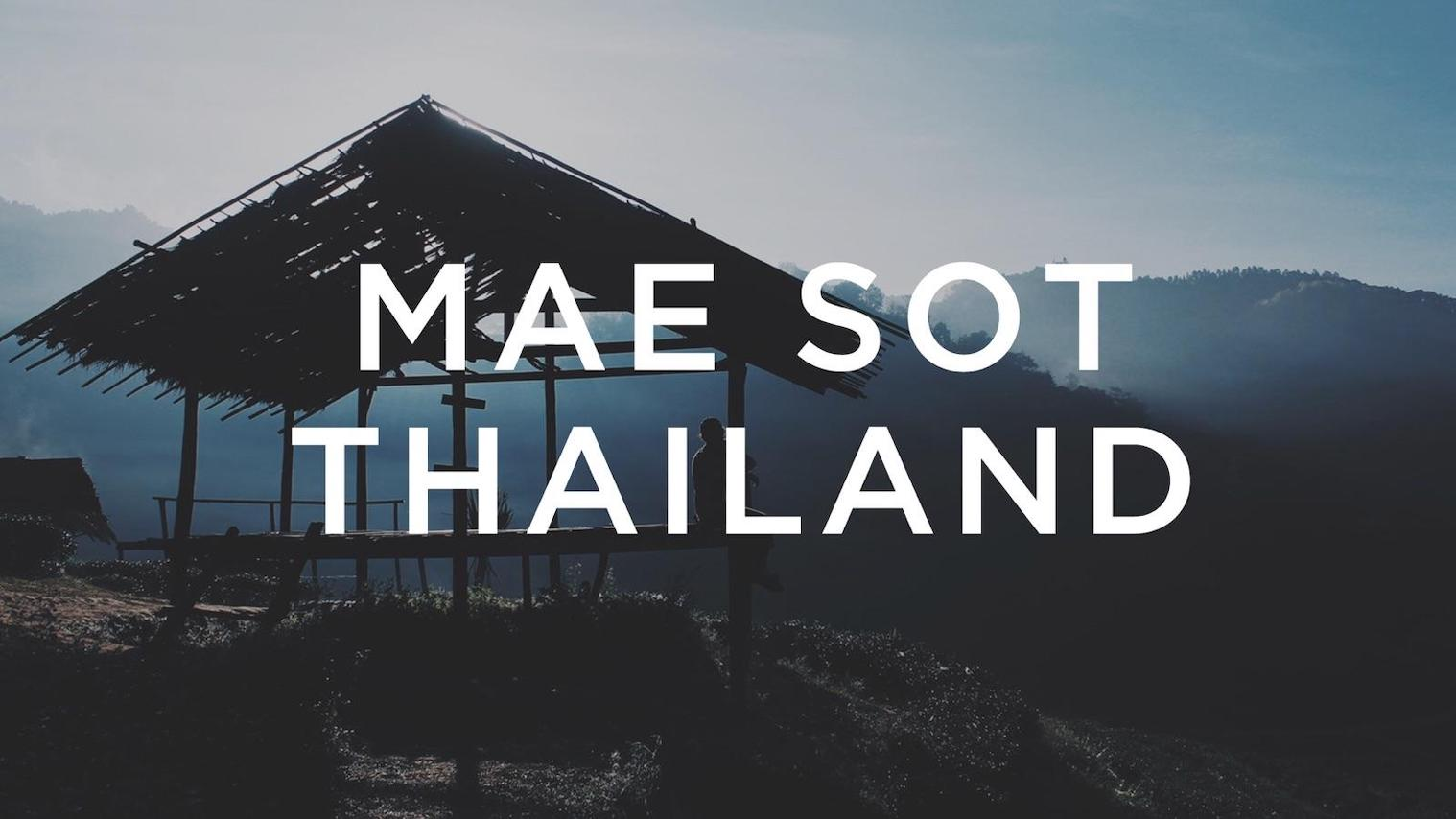 November 4-16, 2019 - ConstructionProject for Mae Sot Foursquare Church$2100 (approx)missions@inspire.church