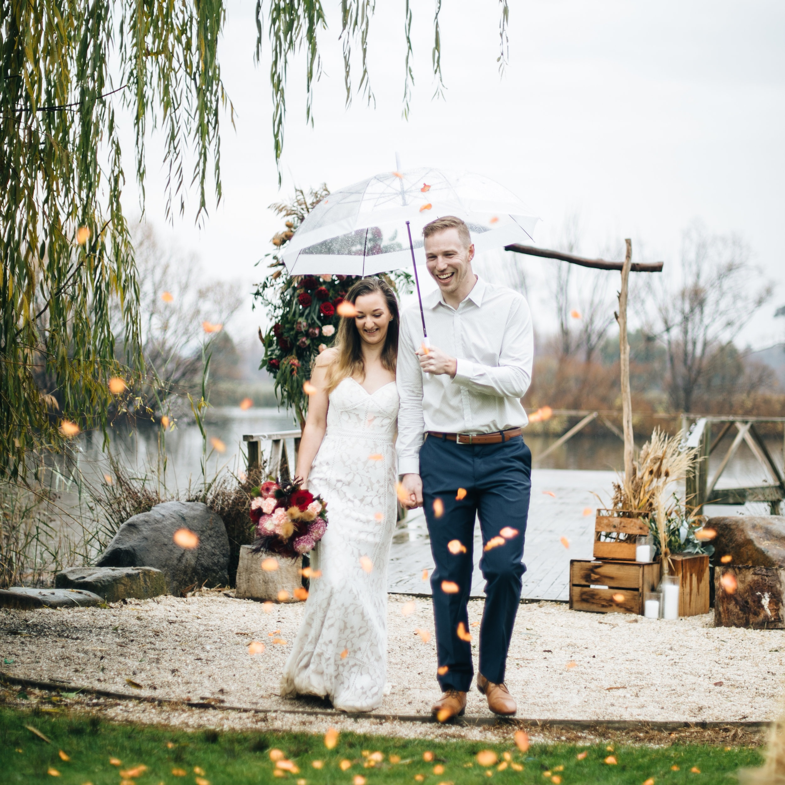 Wedding Ceremony Launceston