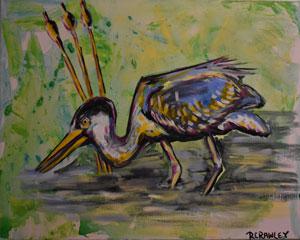 Blue Heron III