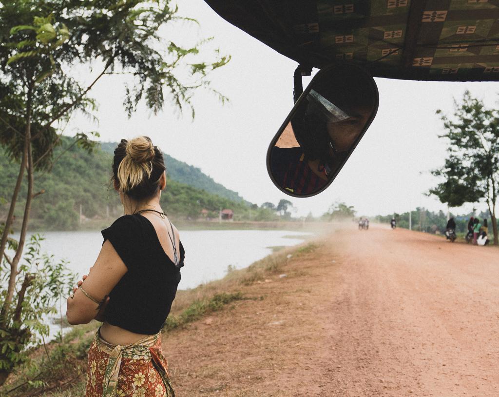 Dagstúr í kringum Kampot. Myndina tók @elinkristjans