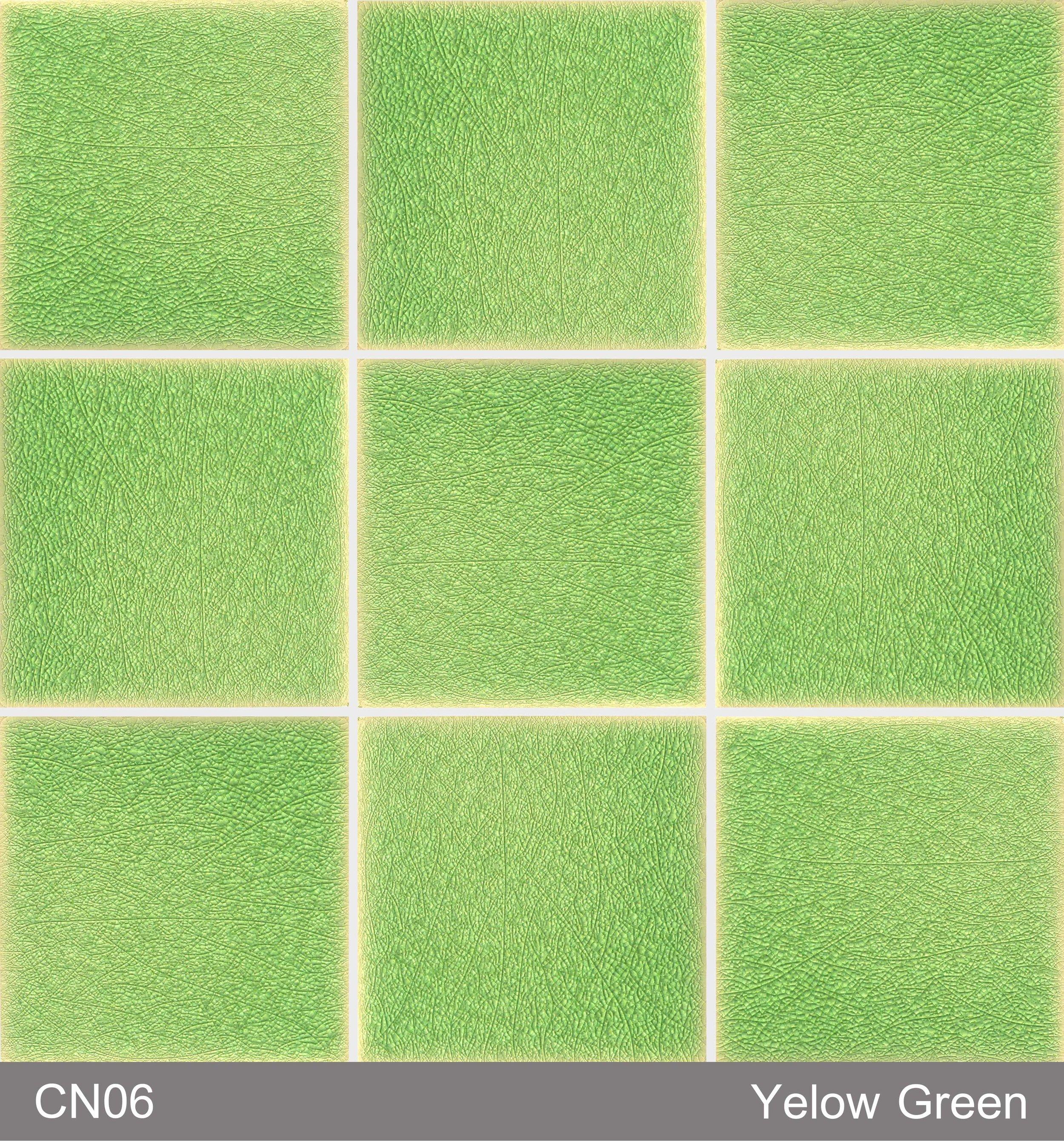 CN06 : Yellow green