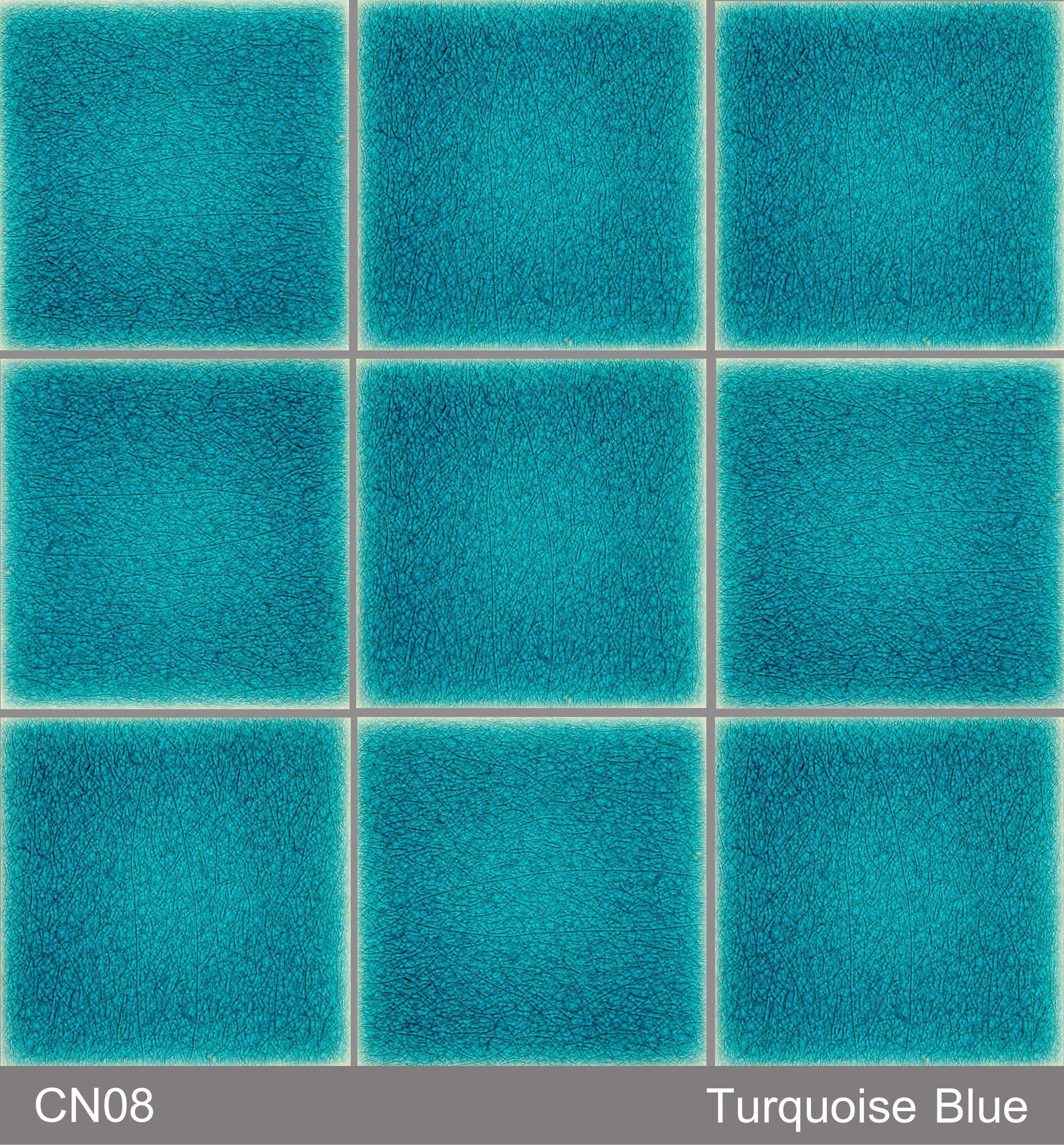 CN08 : Turquoise blue