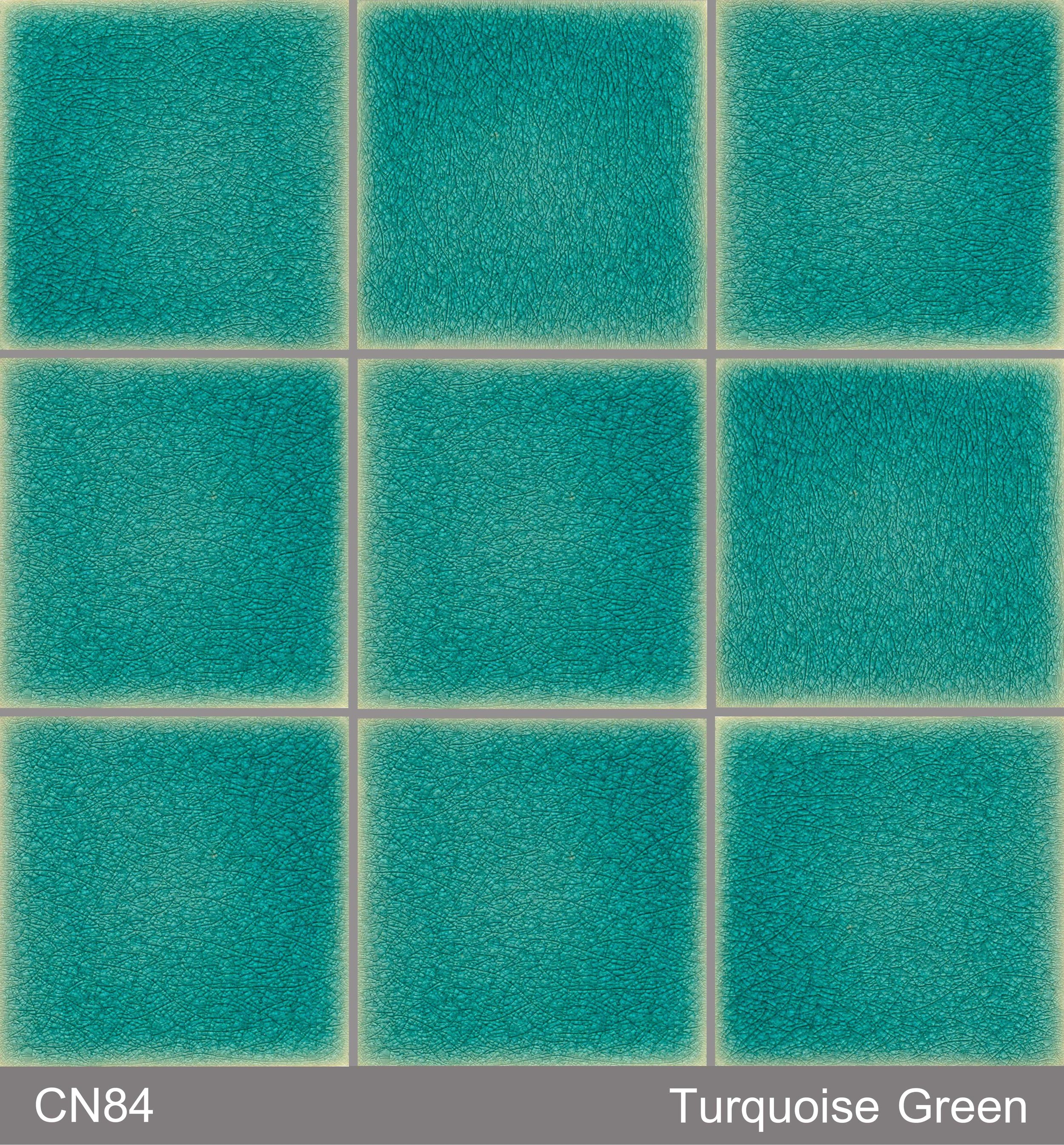 CN84 : Turquoise green