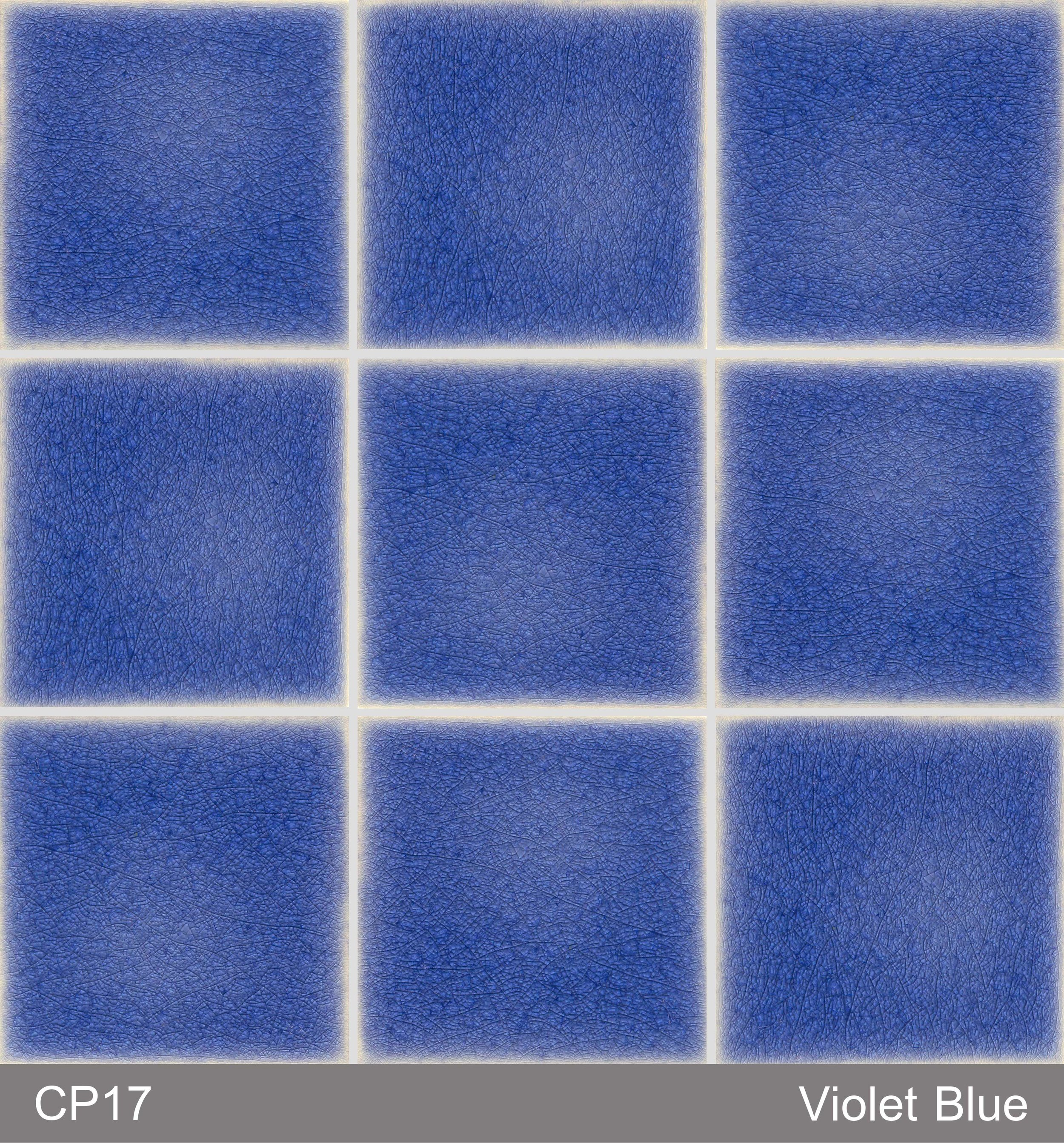 CP17 : Violet blue
