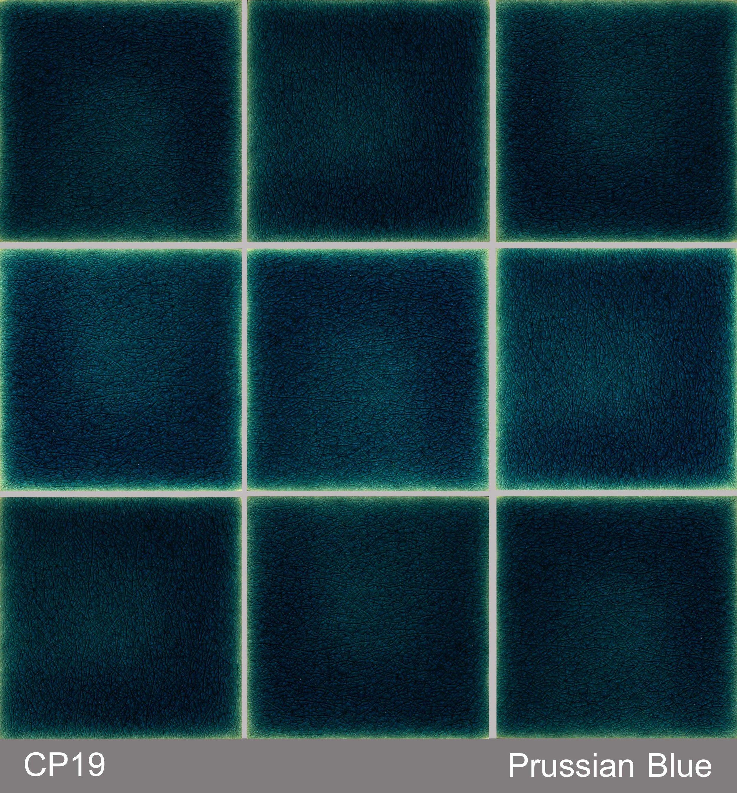 CP19 : Prussian blue