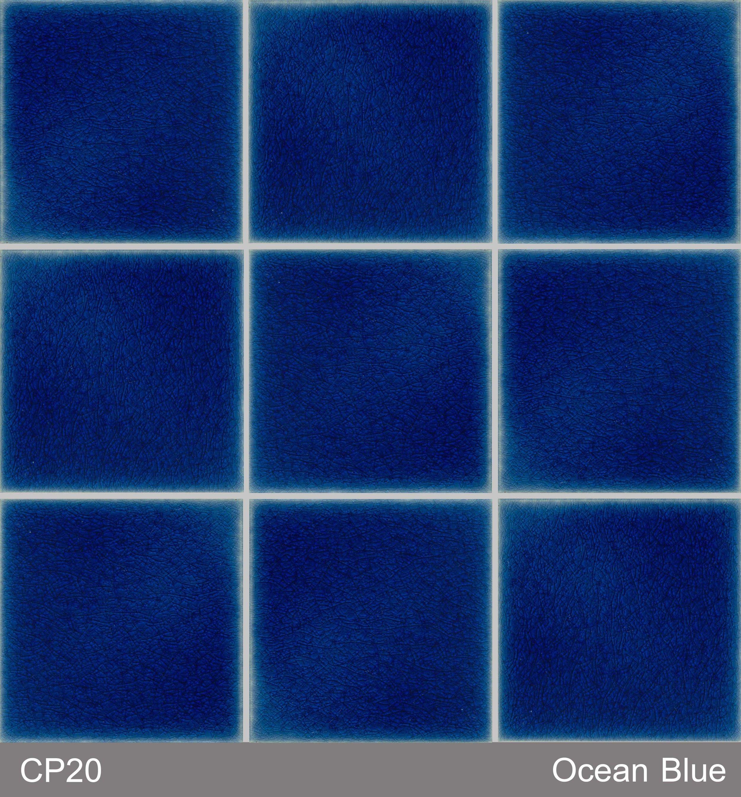 CP20 : Ocean blue