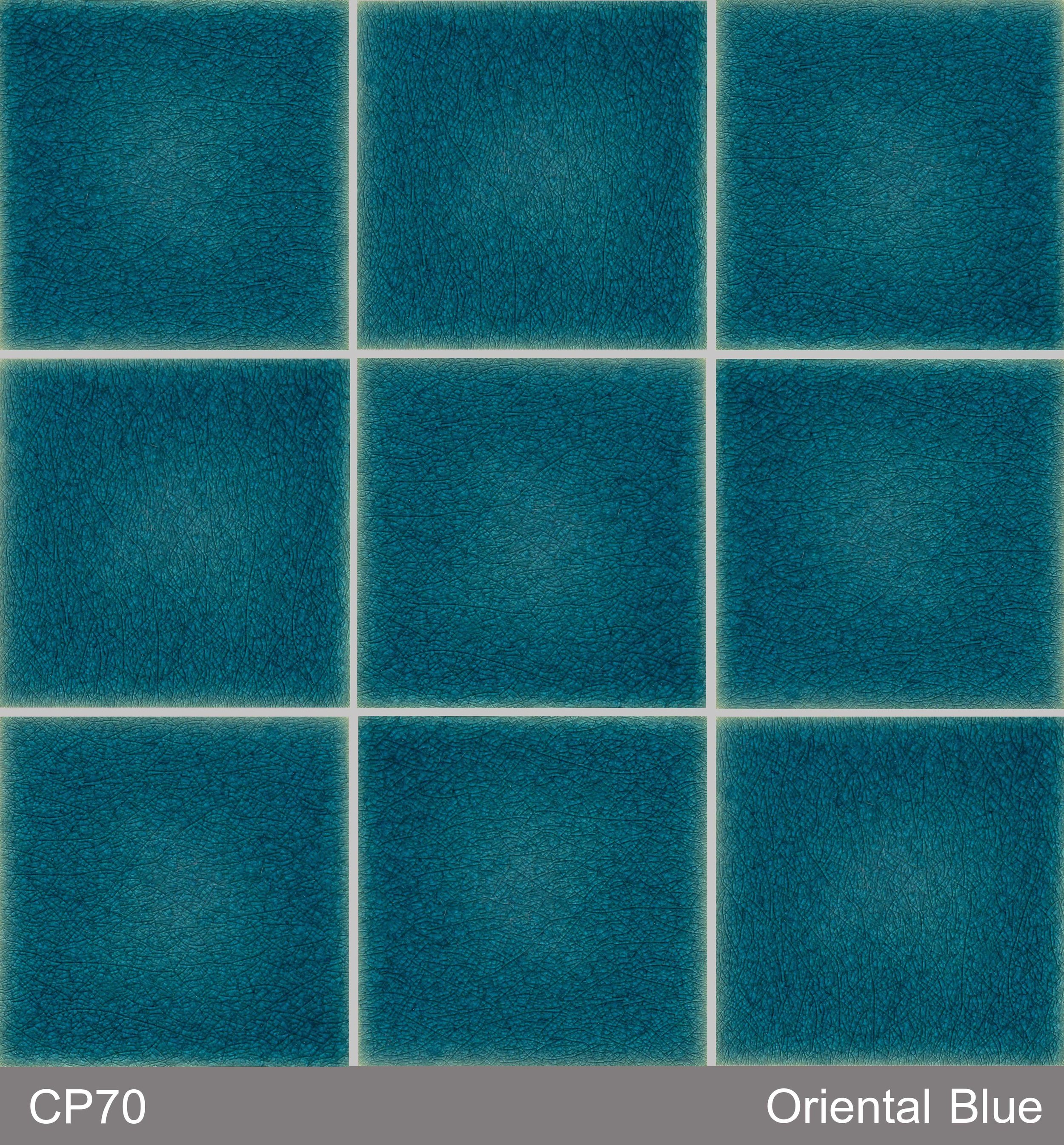 CP70 : Oriental blue