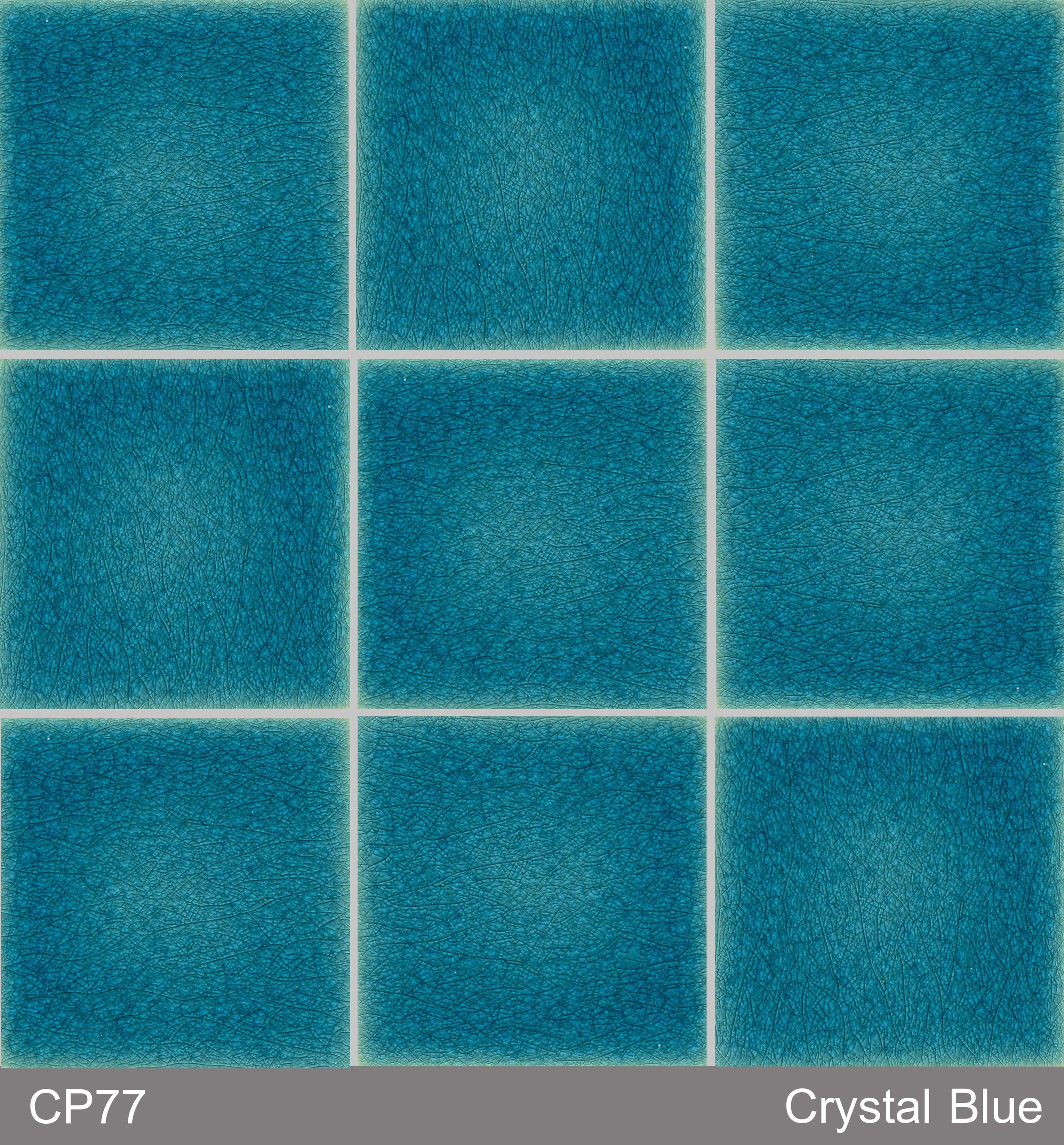 CP77 : Crystal blue