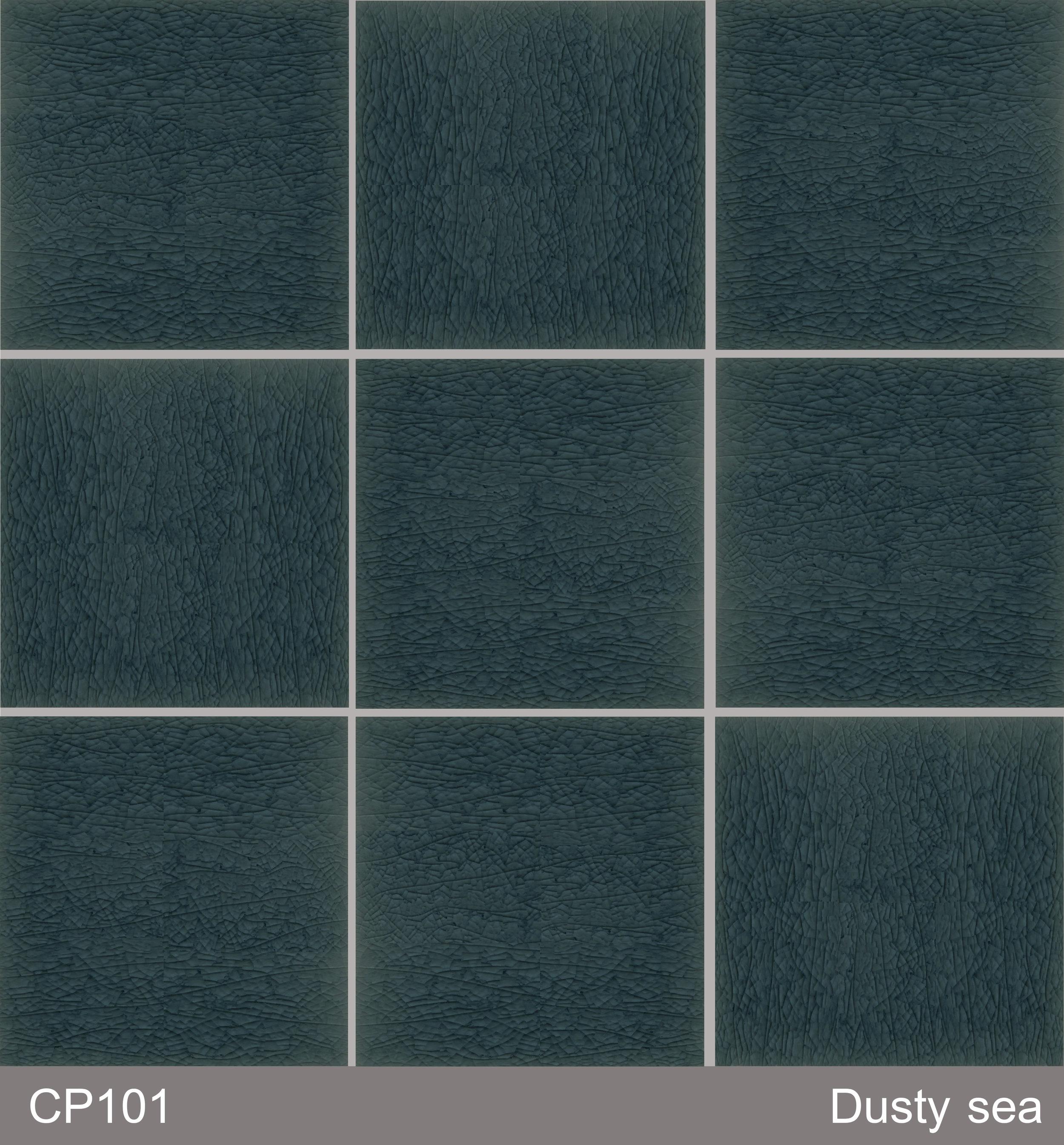 CP101 : Dusty sea