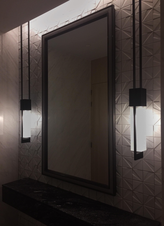 RF443-Glossy White as the wall tiles  Cr : Intercontinental Phuket Resort