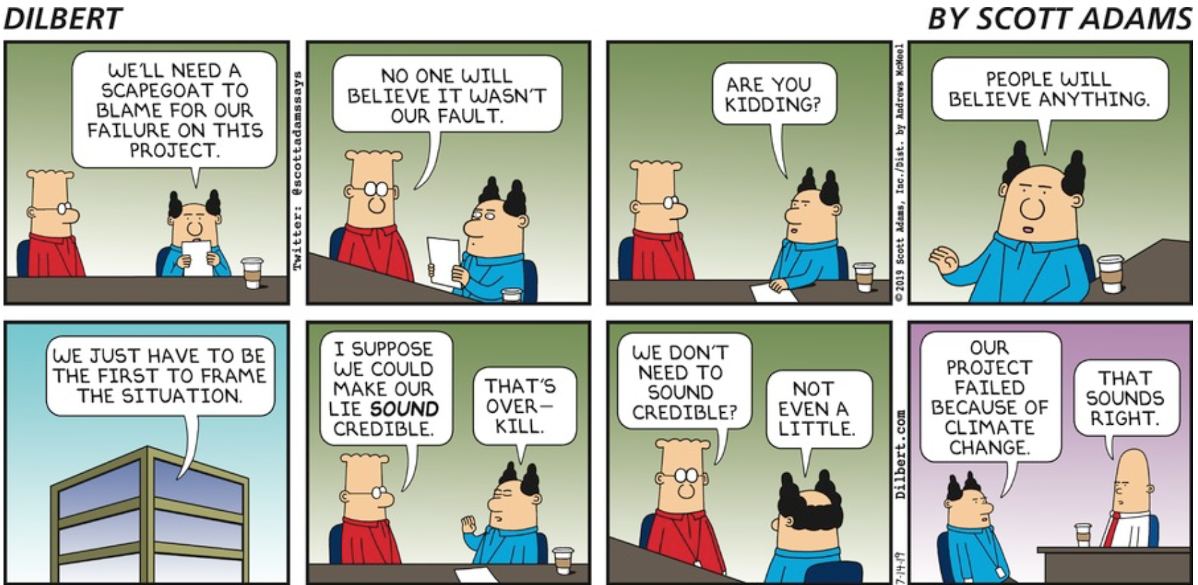 Dilbert av Scott Adams