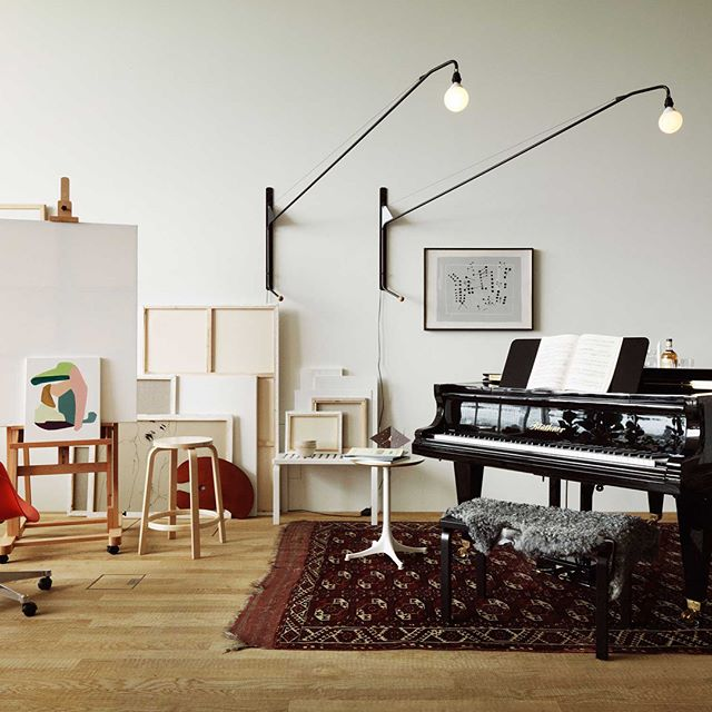 Vitra Apartment by Ilse Crawford