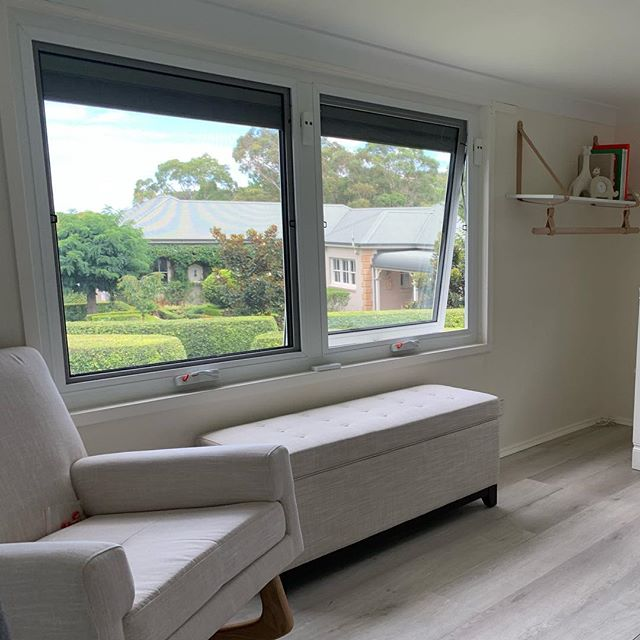 Out with the old in with the new #internalblinds #nursery #lifestyle #comfort #blockout #thermalefficient .
