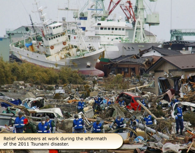 - As of April 2012, experts in Japan still struggle to identify the extent of the damage and how to best reduce radiation levels back to within safety standards. Once this happens, IMMUSA remains committed to following through with their proposed mission in Japan if requested by the Japanese authority and we are available.