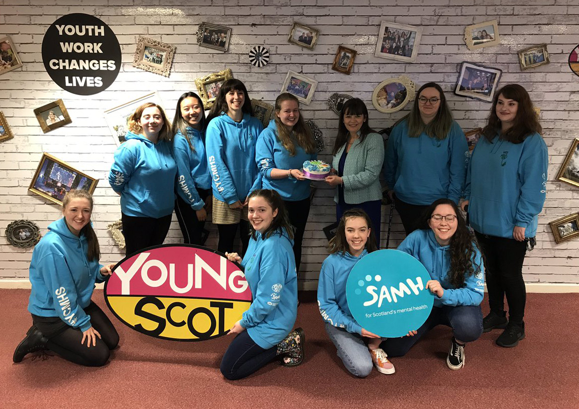 Working at Young Scot