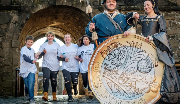 Launch of £1 entry into historic sites discount during #YOYP2018