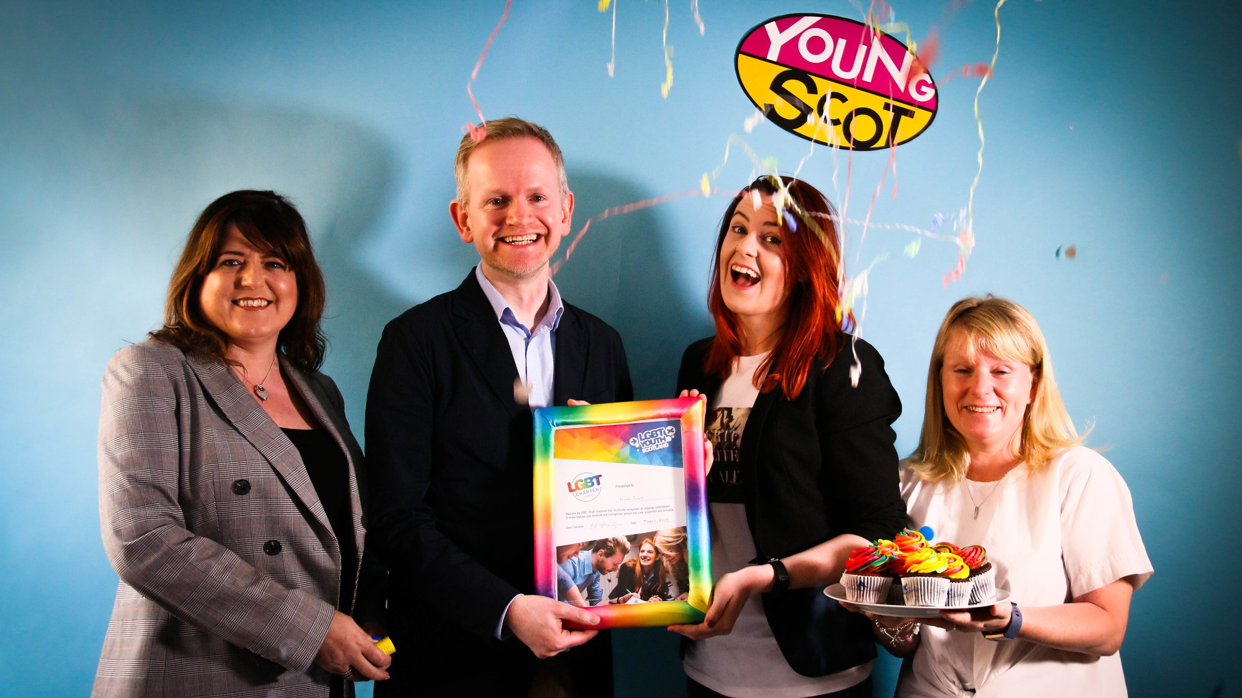 Working at Young Scot - Learn more about our values, staff benefits and the fun stuff!