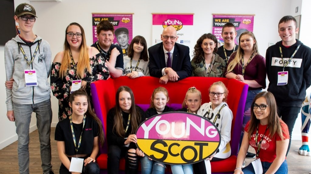 AboutYoung Scot - Want to know more about who we are and what we do?