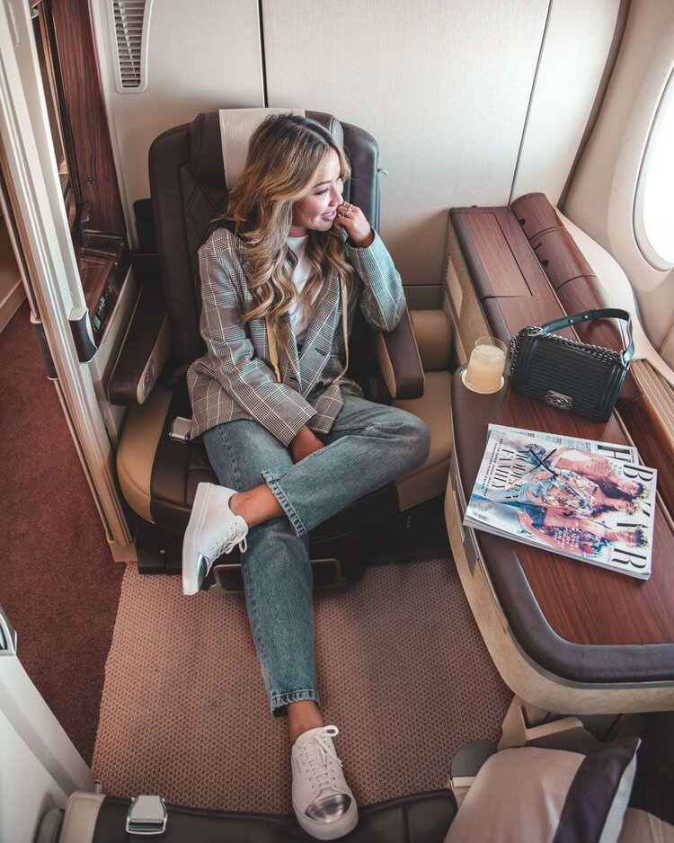 5 travel outfits for when you don't know how to dress on the road