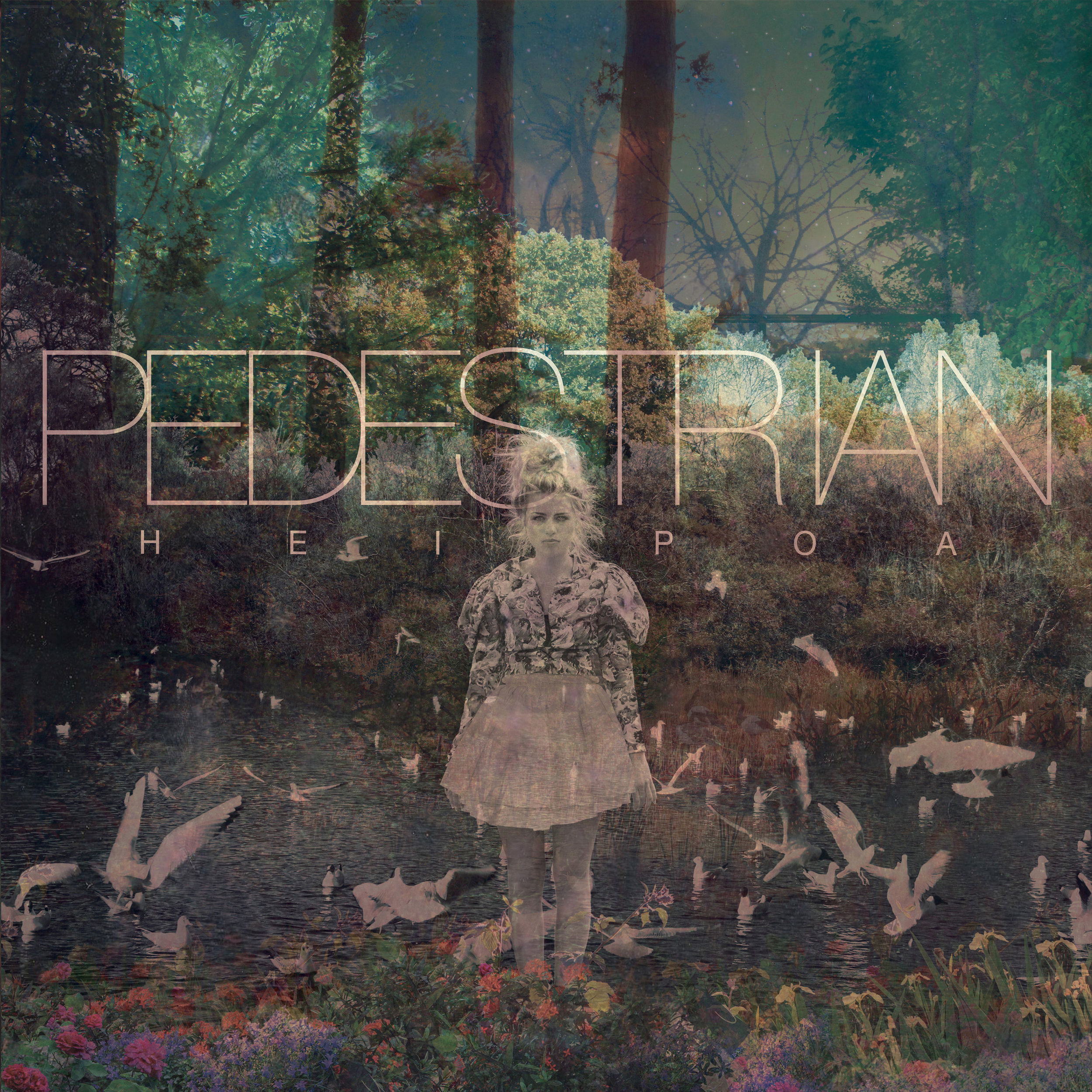 Pedestrian - Hei Poa EP - LISTEN / BUY