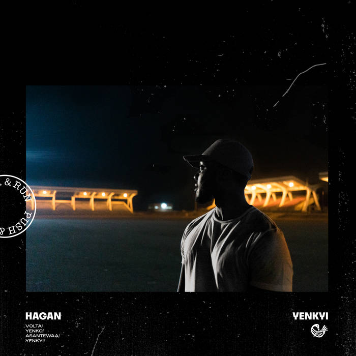 Hagan - Yenki EP - LISTEN / BUY