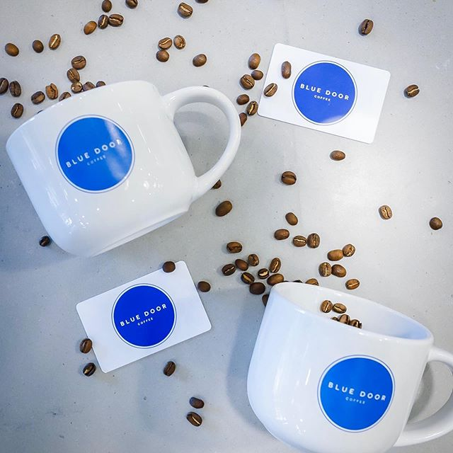 Come in and get your last minute teacher gifts! For every $20/$25 gift card purchase we are giving away a Limited Edition mug!!! 😱 spoil your teacher with some coffee love, we know they can use it after all their hard work 💙 come in before time runs out on this amazing deal! - - - #teacherappreciationweek #showsomelove #teachergifts #bluedoorcoffee #coffeeshop #coffee #thewoodlandstx #thewoodlandswaterway #thewoodlandstexas #cafe  #cafelife #caffeine #hot #mug #drink #coffeeaddict #coffeegram #coffeeoftheday #cotd #coffeelover #coffeelovers #coffeelove #coffeemug #coffeeholic #coffeelife #parlorcoffee