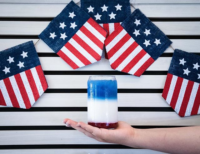 The countdown to the 4th of July begins! 🥳 To celebrate the excitement we bring to you our special drink consisting of Raspberry, Milk with a little vanilla added and our signature Butterfly Tea  to top it off! Come in and ask to try the 'Merica drink 😎🇺🇸 - - - - #bluedoorcoffee #4thofjuly #july4 #coffeeshop #coffee #thewoodlandstx #thewoodlandswaterway #thewoodlandstexas #cafe  #cafelife #caffeine #hot #mug #drink #coffeeaddict #coffeegram #coffeeoftheday #cotd #coffeelover #coffeelovers #coffeelove #coffeemug #coffeeholic #coffeelife #parlorcoffee