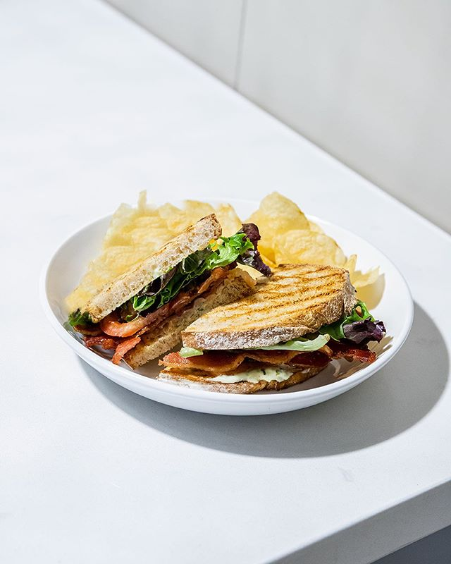 Introducing The Salmon BLT! 😍🙌🏼 It has all the goodness of a BLT, but with salmon and served on toasted sourdough with a lemon dill aioli spread!  We have added the new item to our lunch Menu, so you can go in and order it right now! ✨🙌🏼 📸- @dillanjuul - - - - #bluedoorcoffee #coffeeshop #coffee #thewoodlandstx #thewoodlandswaterway #thewoodlandstexas #cafe  #cafelife #caffeine #hot #mug #drink #coffeeaddict #coffeegram #coffeeoftheday #cotd #coffeelover #coffeelovers #coffeelove #coffeemug #coffeeholic #coffeelife #parlorcoffee