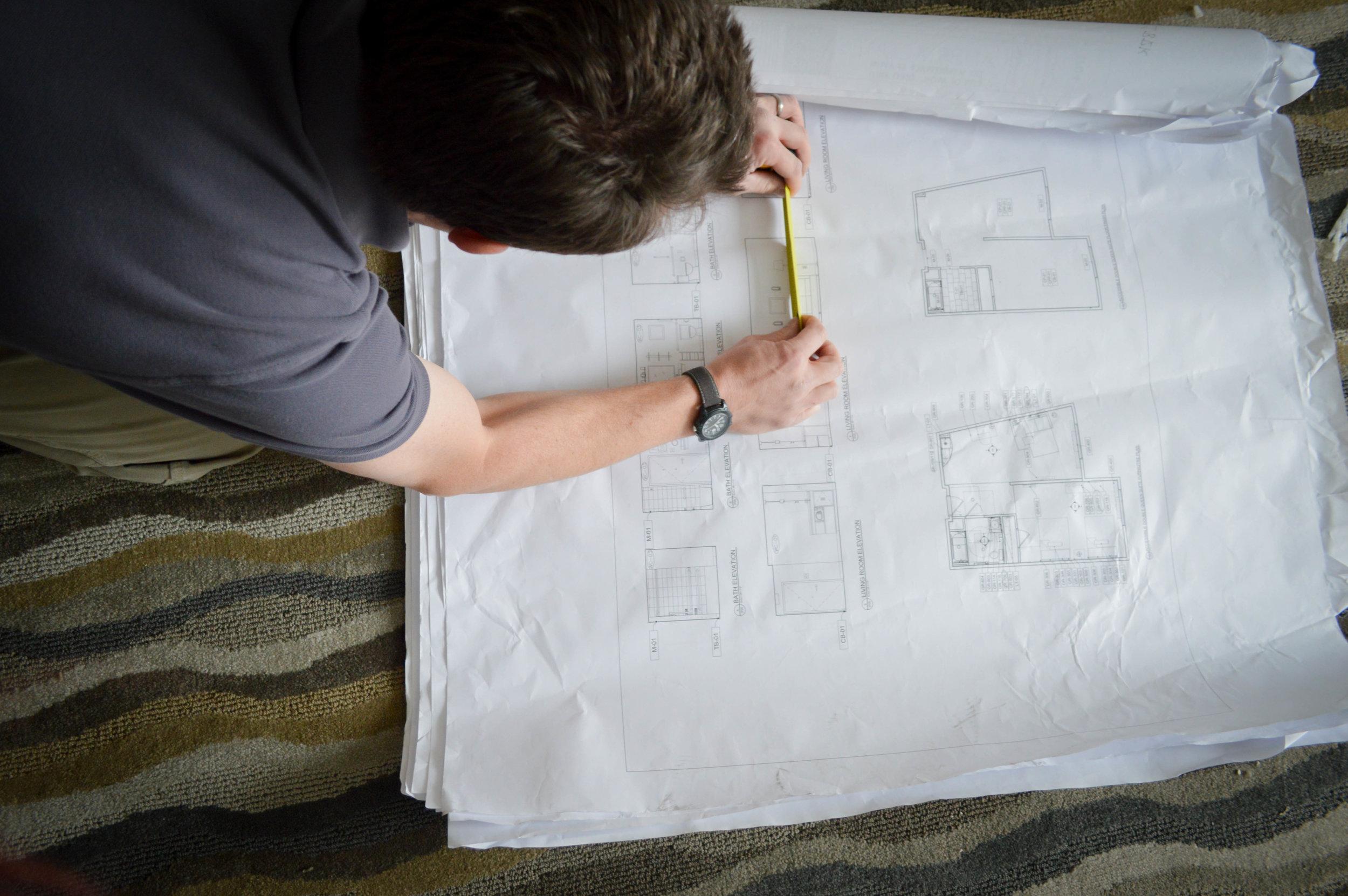 General Contractor Contracting Services Designer Walls