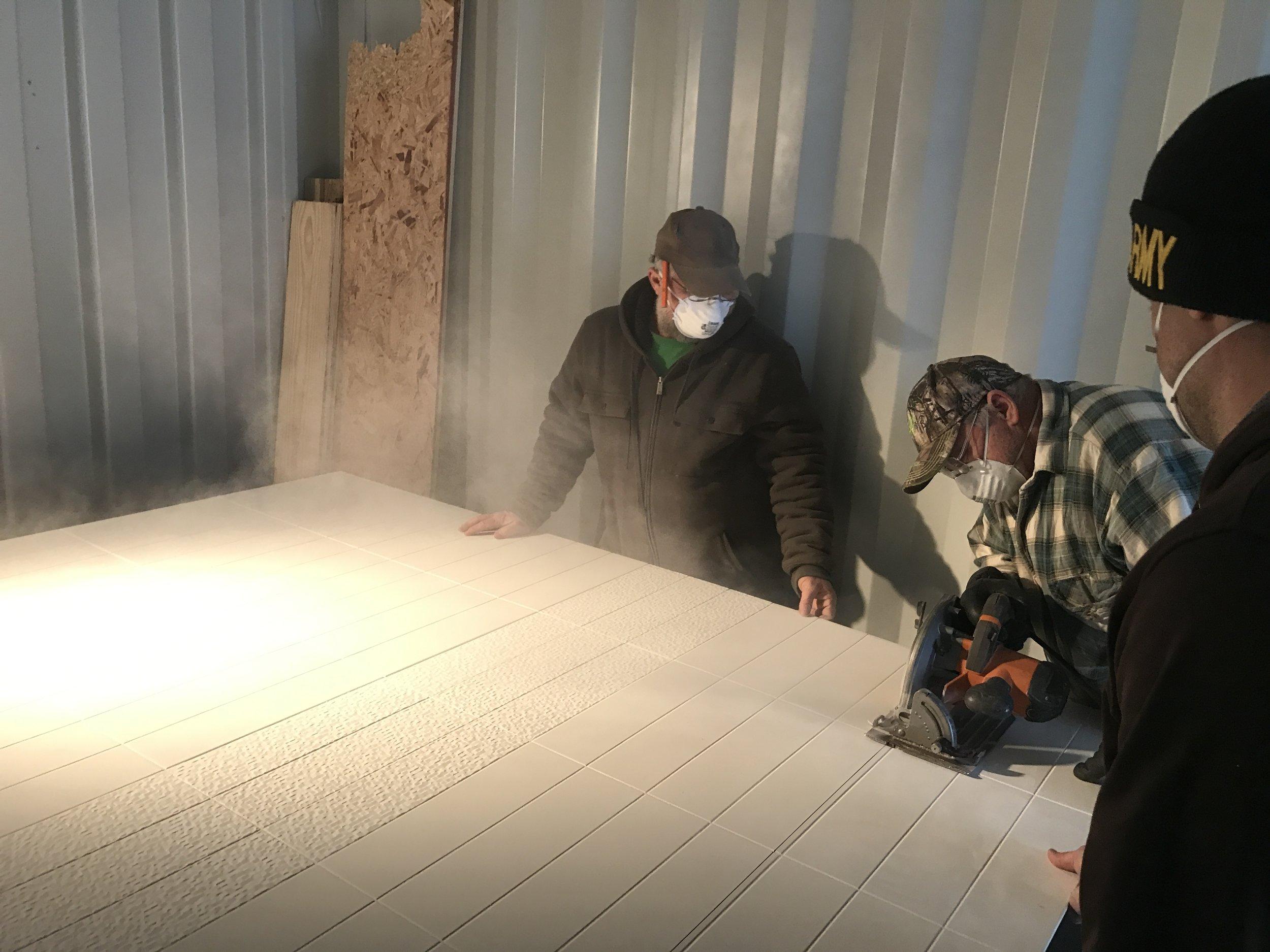 Cleveland Contractors Designer Walls Inc