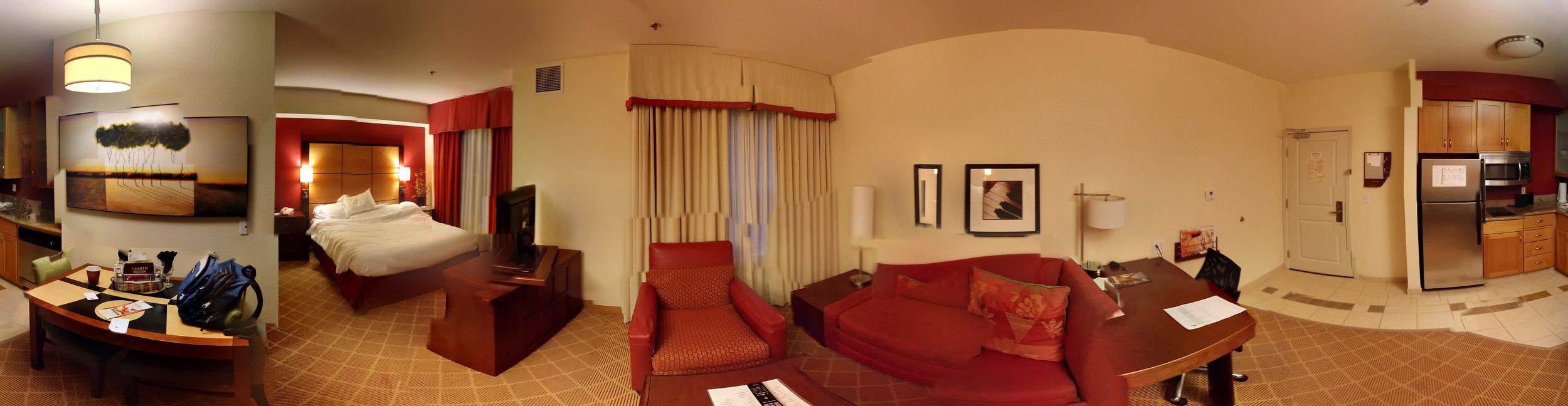 renovation residence inn