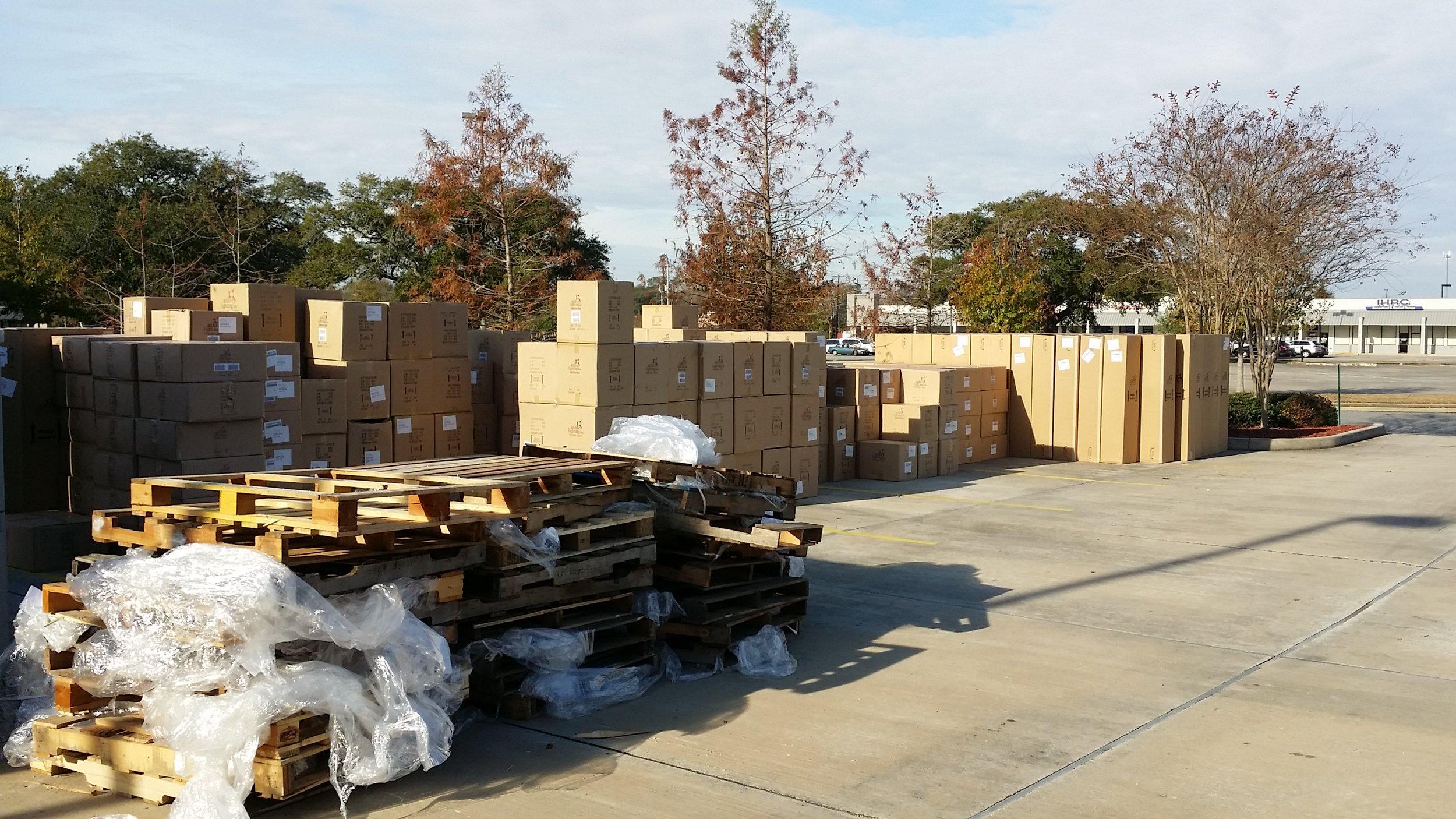 furniture fixtures equipment install