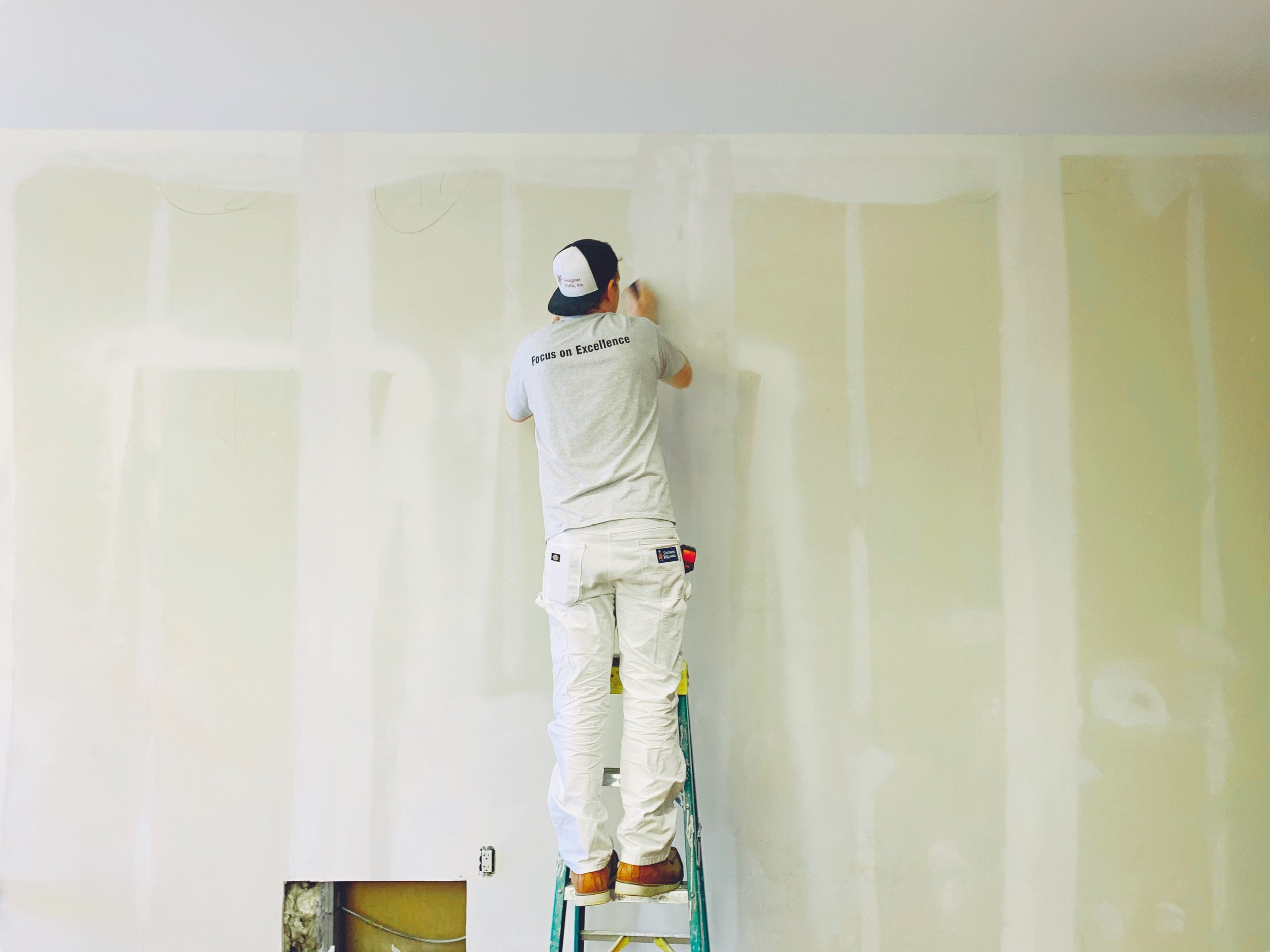 Painting Services Designer Walls