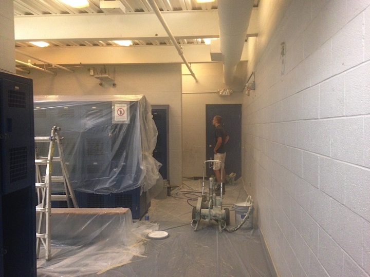 commercial painting designer walls