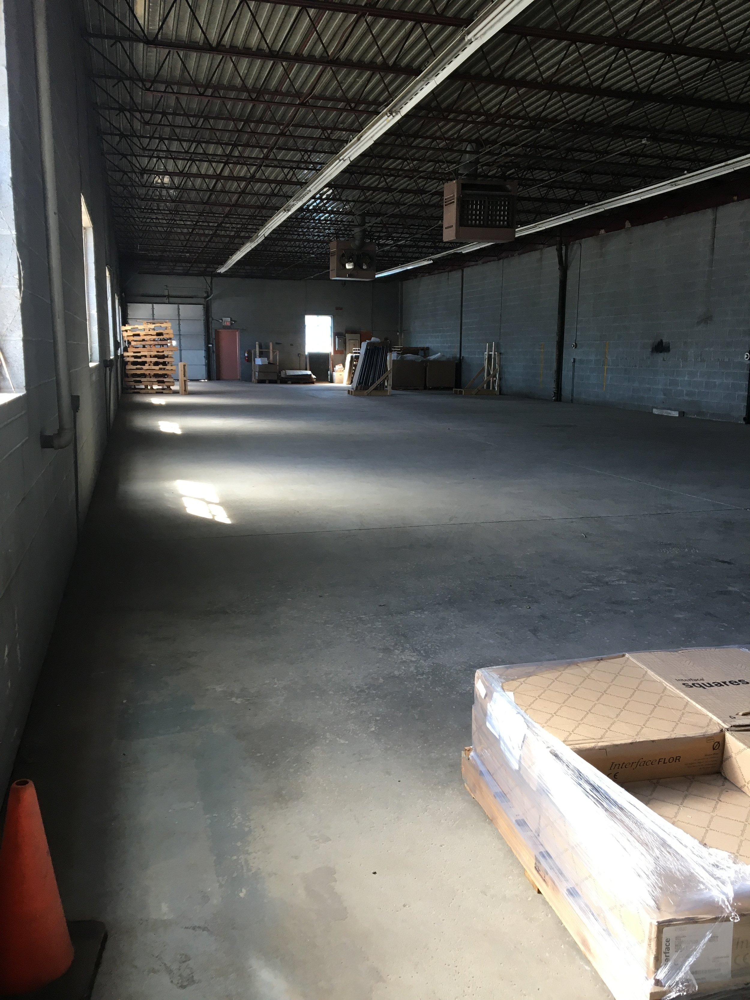 Designer Walls Warehouse Interior 1
