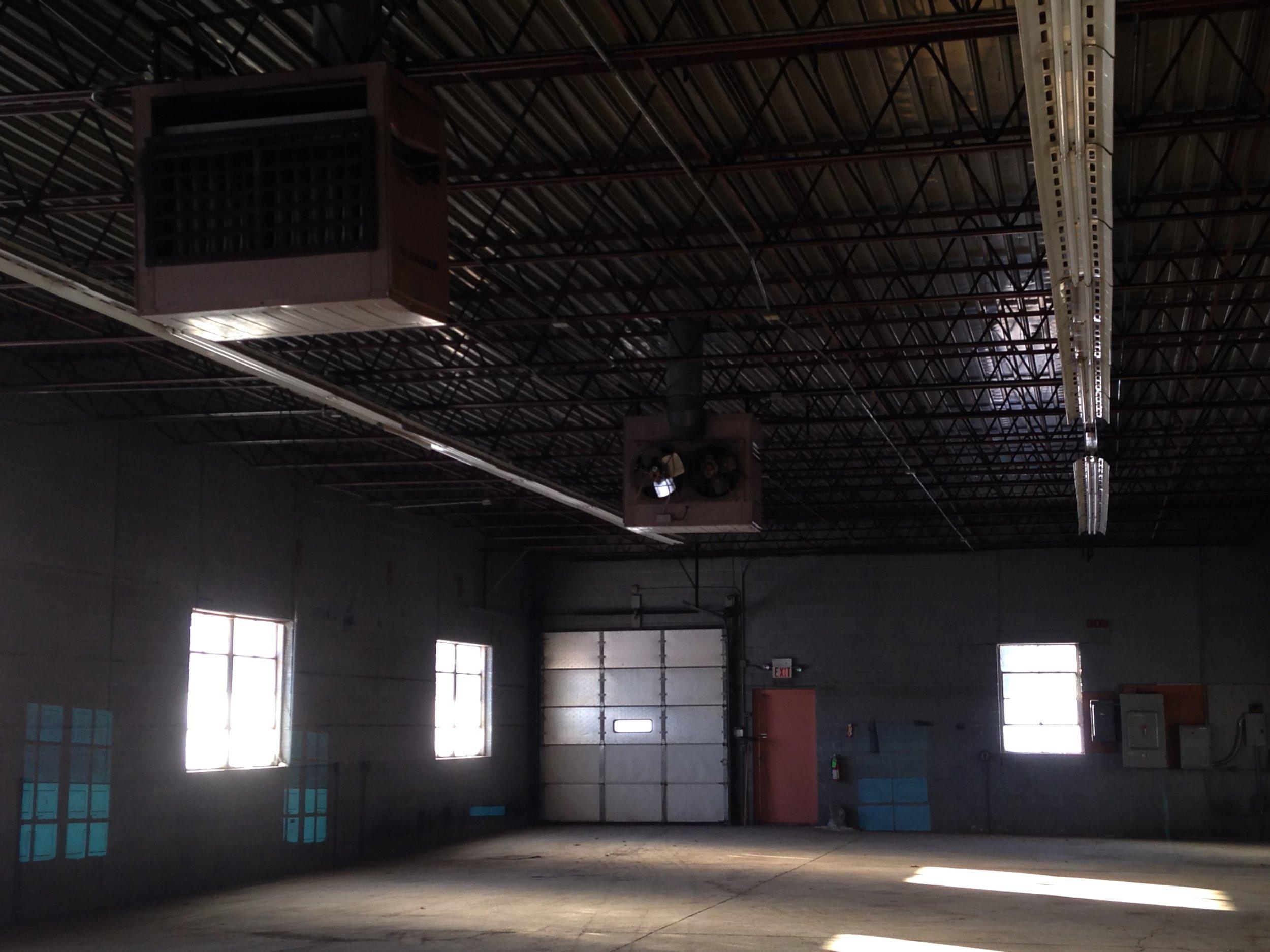 Designer Walls Warehouse Interior 3