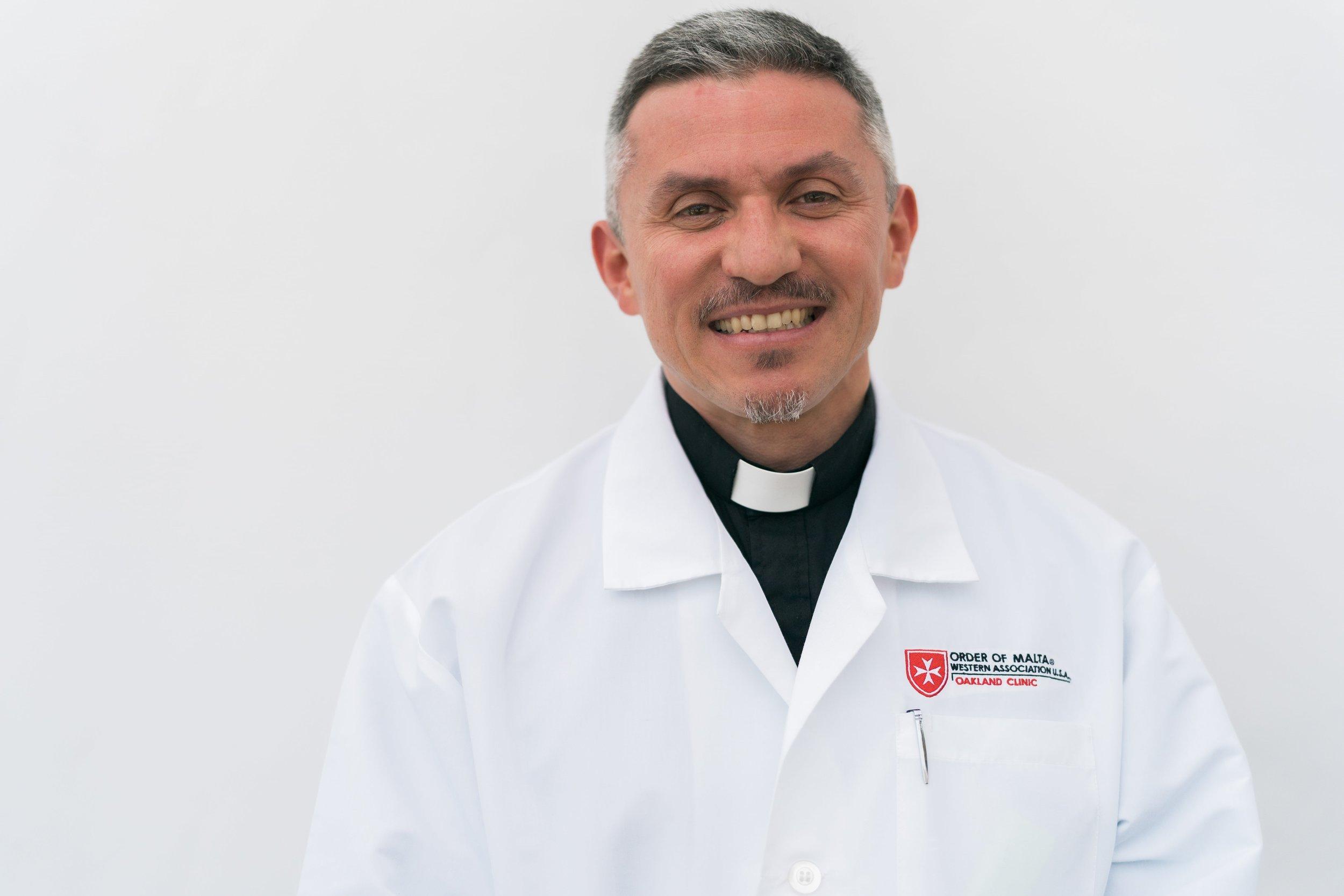 Fr. Francisco Javier Diaz, MD<br><em>Physician</em>