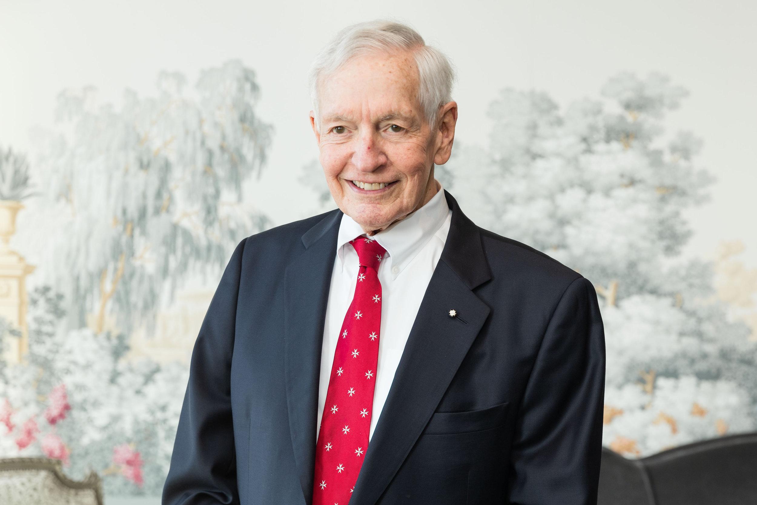 L.J. Michael Lambert, KM <br><em> Retired Financial Services Executive</em>