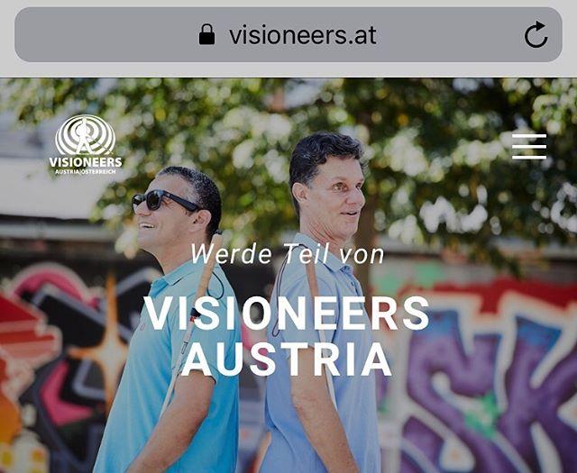 Die Website von Visioneers Austria ist online! Besuch uns auf www.visioneers.at.  #visioneers #visioneersaustria #worldaccessfortheblind #ashoka #sehbehindert #blind #blindenstock #socialentrepreneur #kahanefoundation #esslfoundation #sonarvision