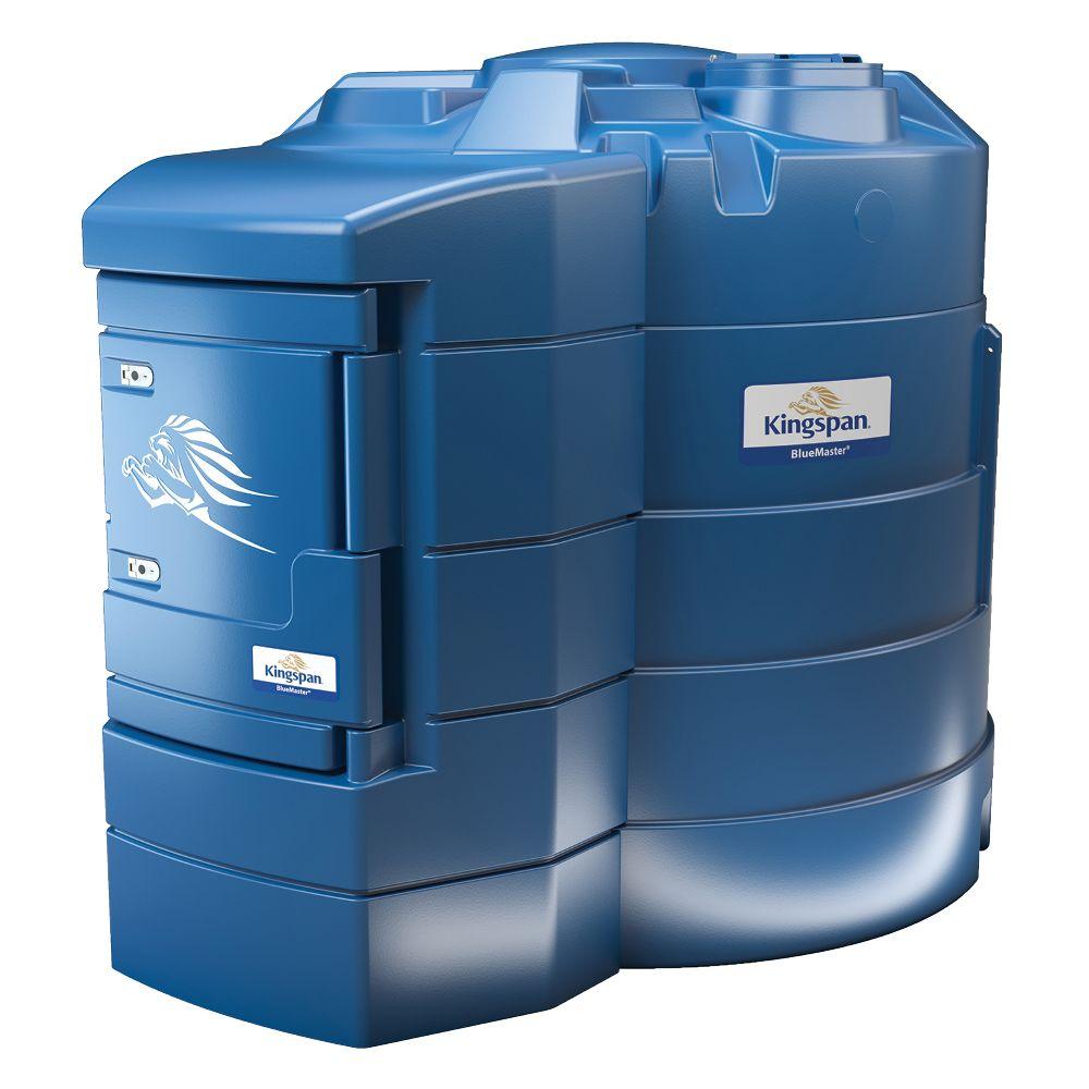 5000 litre Bunded Adblue  Dispensing Tank