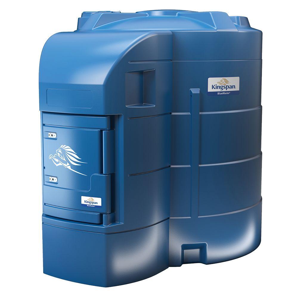 900 Litre Bunded AdBlue Dispensing Tank