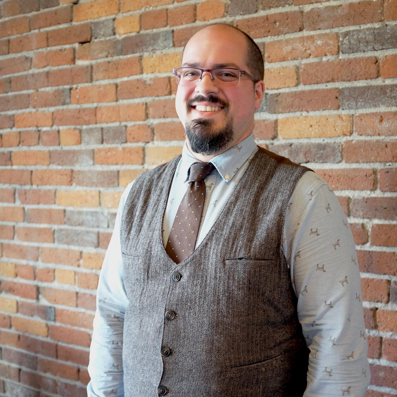 Erik Hurford // Supervisor, Bookkeeping