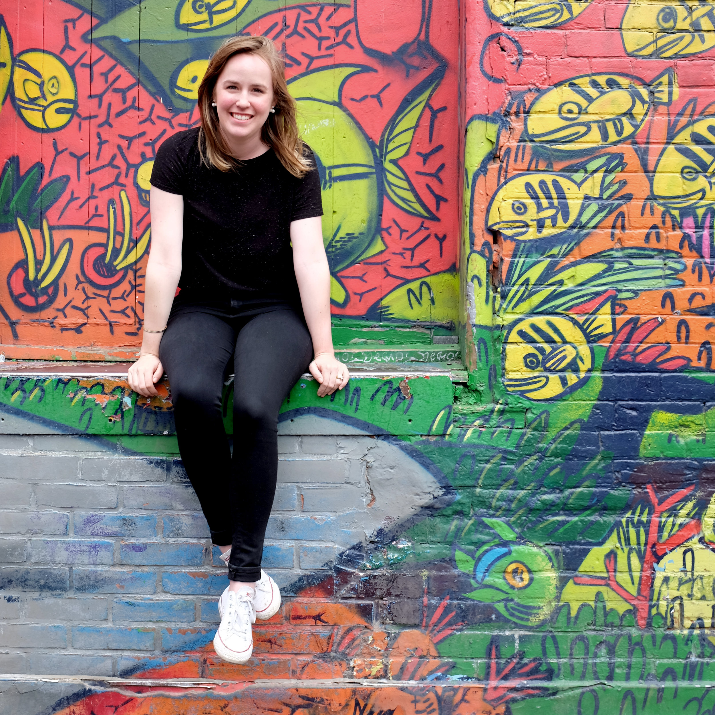 Olivia Harrison // Director, Design + Brand