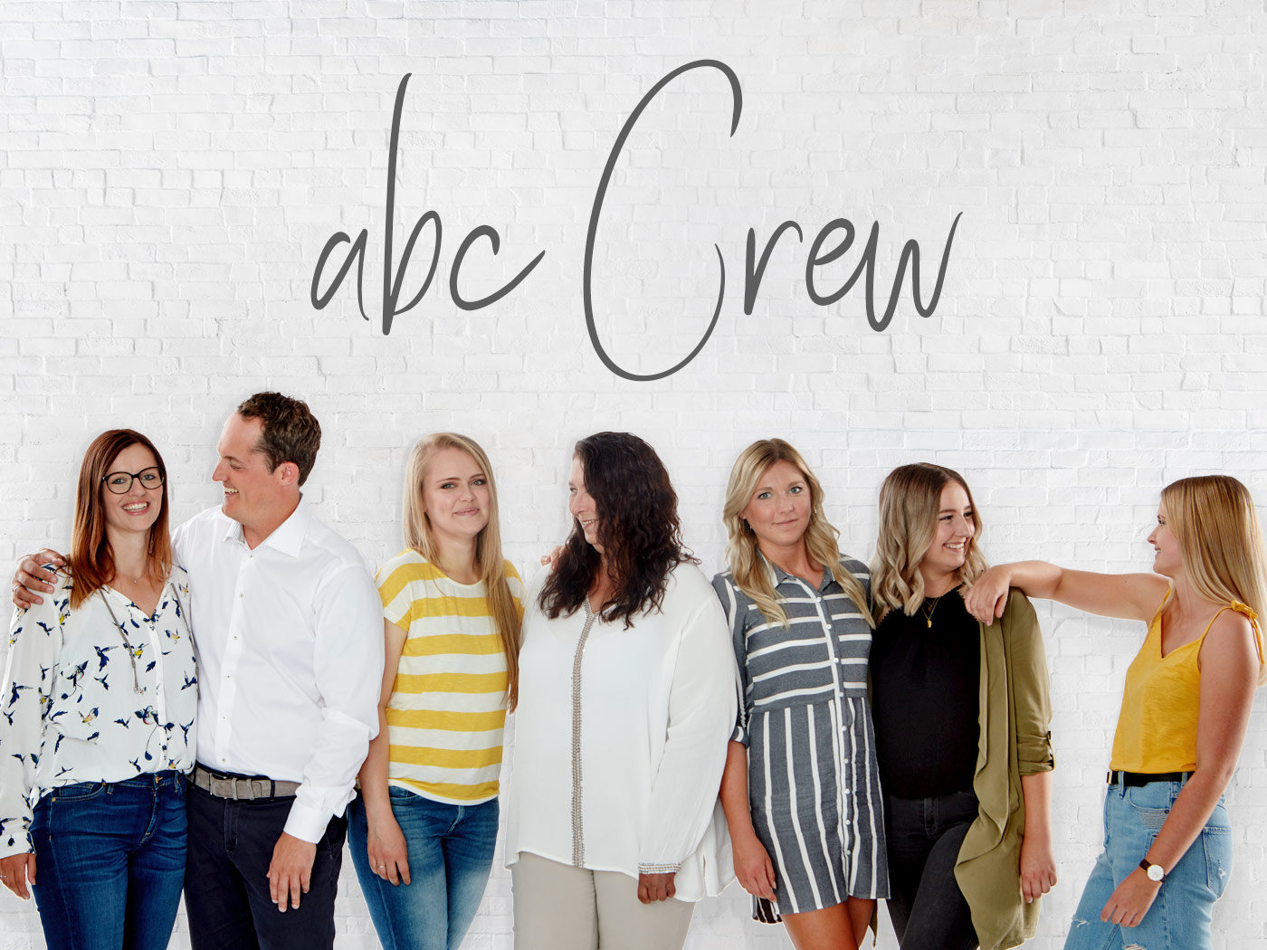 abc Crew – Teamfoto