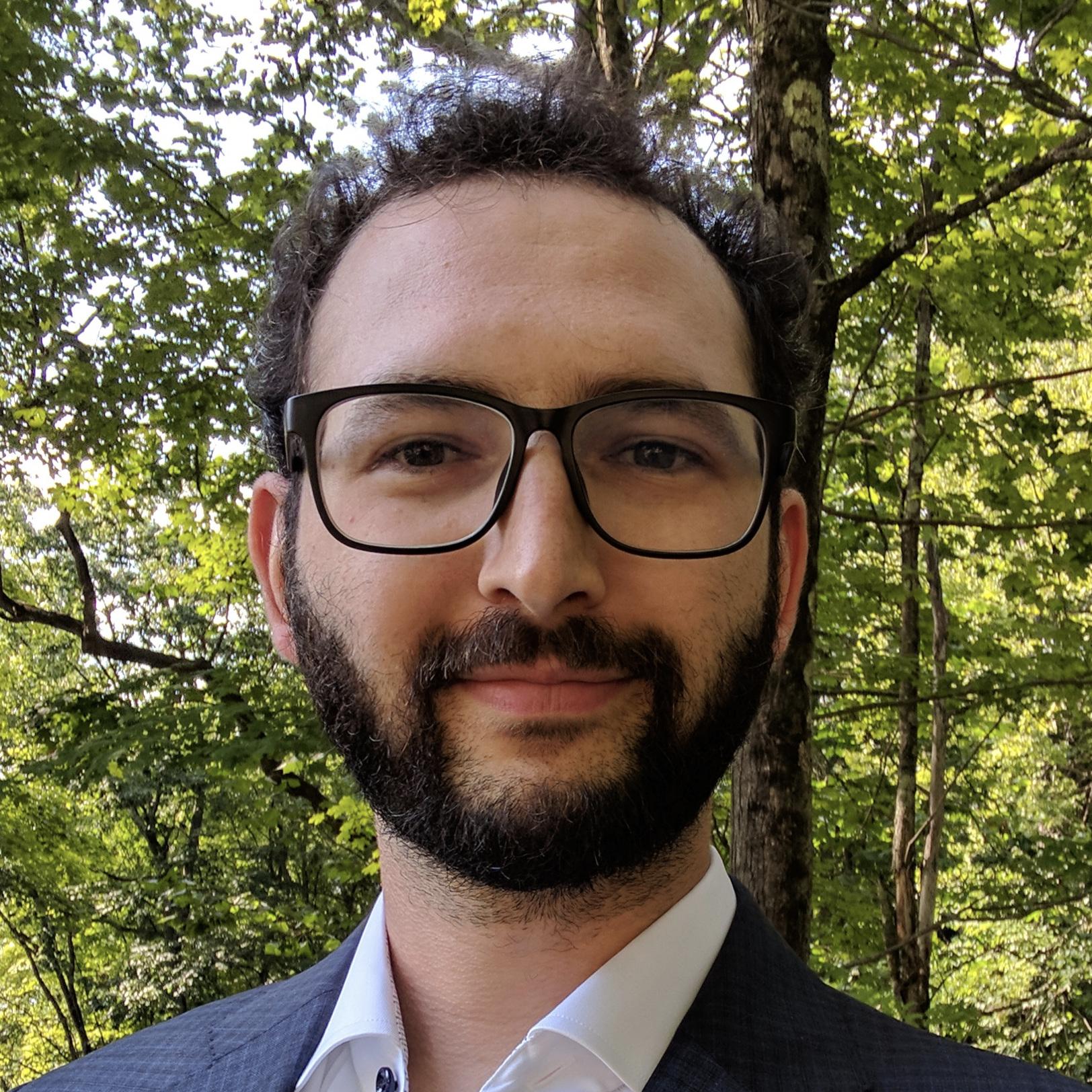Gilad Gray  Web/Tech Co-Lead