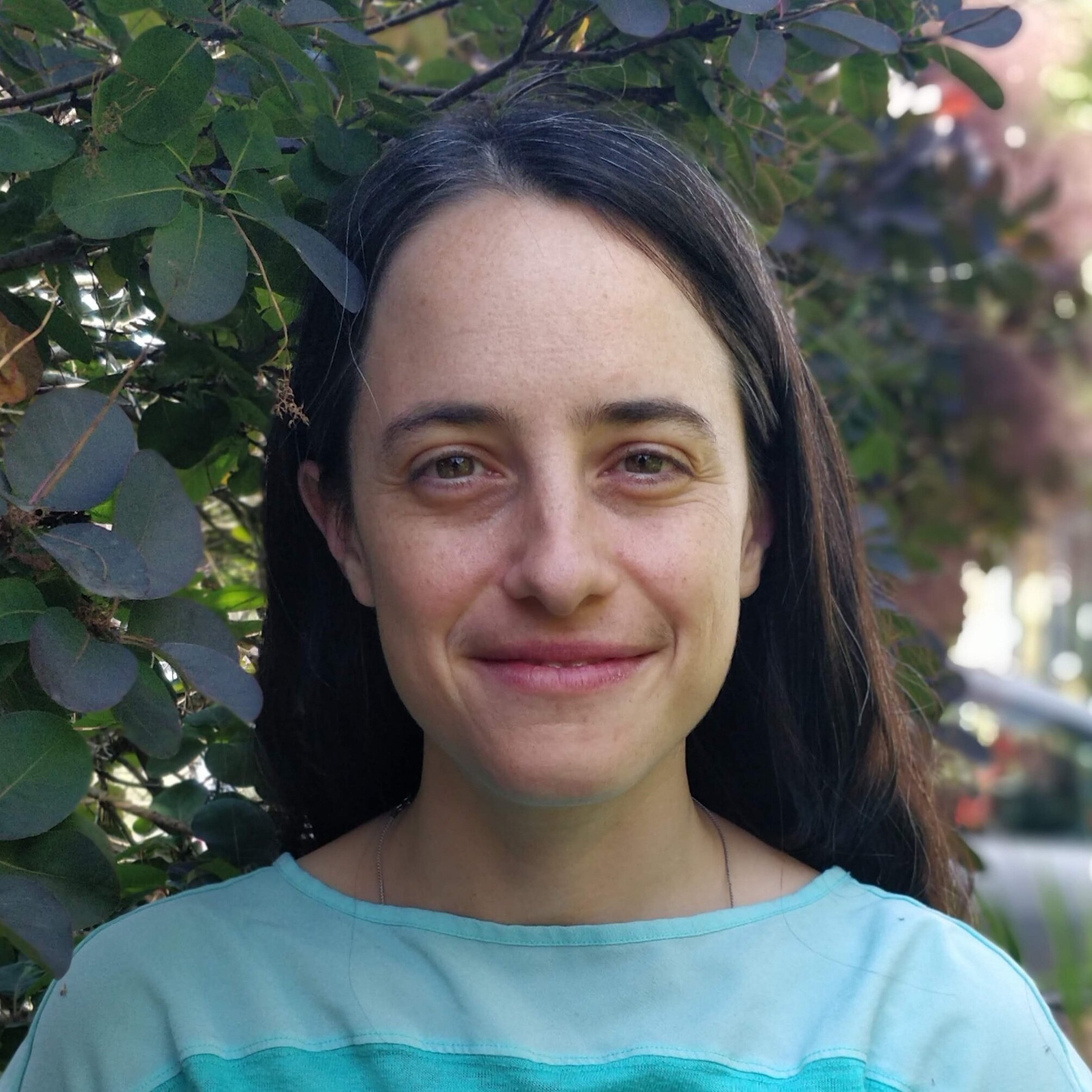 Tamar Libicki  Web/Tech Co-Lead