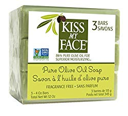 Palm-free Olive Oil Soap